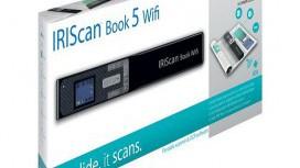 IRIScan Book 5 Wifi - 30PPM-Battery Li-ion