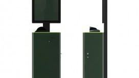 Shuttle K273WLi5 Ulaşım/Kiralama KIOSK Bilgi Ekranı