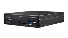 XPC Slim DH310V2 Shuttle Çift 4K Ekran Destekli Coffee Lake PC