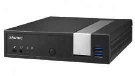 XPC Slim DX30 Shuttle Yeni Intel® Apollo Lake platformu ile Yer ve Enerji Tasarruflu PC