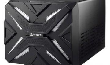 XPC Cube SZ270R9 Shuttle Kompakt, Güçlü Oyun Bilgisayarı